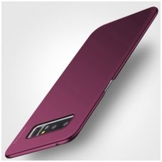 Samsung galaxy NOTE 8 dėklas X-LEVEL GUARDIAN silikonas bordo