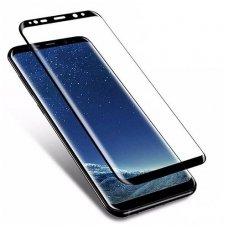 Samsung Galaxy Note 9 lenktas grūdintas apsauginis stiklas H Pro 5D juodais kraštais