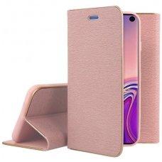 Samsung galaxy s10 ATVERČIAMAS DĖKLAS SMART VENNUS  rožinis