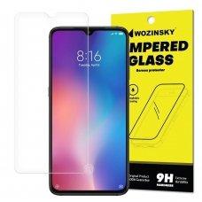 "xiaomi mi a3 ekrano apsauga ""Wozinsky Tempered Glass 9H skaidrus"
