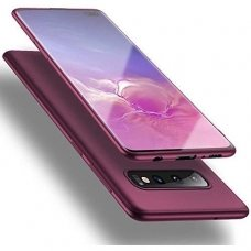 Samsung galaxy s10 plus dėklas X-LEVEL GUARDIAN silikonas bordo