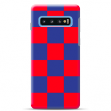 "Samsung Galaxy S10 Plus TPU dėklas unikaliu dizainu 1.0 mm ""u-case Airskin Pattern 4 design"""