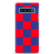 """Samsung Galaxy S10 TPU dėklas unikaliu dizainu 1.0 mm """"u-case Airskin Pattern 4 design"""""""