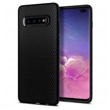 Samsung galaxy s10e Spigen Liquid Air matinis juodas