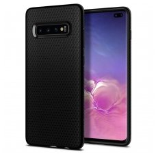 Samsung galaxy s10 Spigen Liquid Air matinis juodas