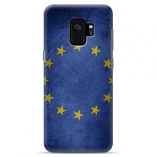 """Samsung Galaxy S9 TPU dėklas unikaliu dizainu 1.0 mm """"u-case Airskin EU design"""""""