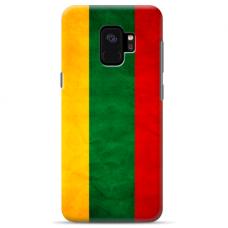 """Samsung Galaxy S9 TPU dėklas unikaliu dizainu 1.0 mm """"u-case Airskin Lietuva design"""""""