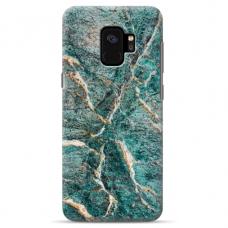 "Samsung Galaxy S9 TPU dėklas unikaliu dizainu 1.0 mm ""u-case Airskin Marble 1 design"""