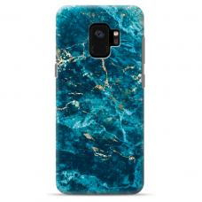 """Samsung Galaxy a8 2018 TPU dėklas unikaliu dizainu 1.0 mm """"u-case Airskin Marble 2 design"""""""