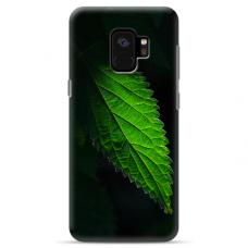 """Samsung Galaxy S9 TPU dėklas unikaliu dizainu 1.0 mm """"u-case Airskin Nature 1 design"""""""