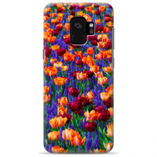 "Samsung Galaxy a6 plus 2018 TPU dėklas unikaliu dizainu 1.0 mm ""u-case Airskin Nature 2 design"""
