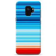 """Samsung Galaxy S9 TPU dėklas unikaliu dizainu 1.0 mm """"u-case Airskin Pattern 2 design"""""""