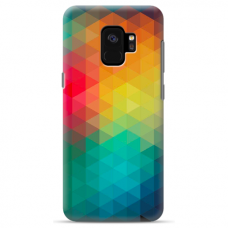 "Samsung Galaxy S9 plus TPU dėklas unikaliu dizainu 1.0 mm ""u-case Airskin Pattern 3 design"""