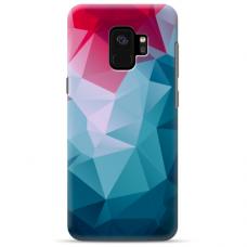 """Samsung Galaxy S9 TPU dėklas unikaliu dizainu 1.0 mm """"u-case Airskin Pattern 8 design"""""""