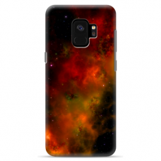 """Samsung Galaxy S9 TPU dėklas unikaliu dizainu 1.0 mm """"u-case Airskin Space 1 design"""""""
