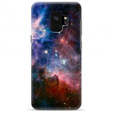 """Samsung Galaxy S9 TPU dėklas unikaliu dizainu 1.0 mm """"u-case Airskin Space 2 design"""""""