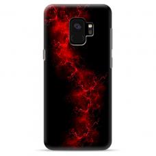 """Samsung Galaxy S9 TPU dėklas unikaliu dizainu 1.0 mm """"u-case Airskin Space 3 design"""""""