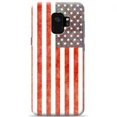 "Samsung Galaxy S9 TPU dėklas unikaliu dizainu 1.0 mm ""u-case Airskin USA design"""