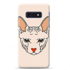 "Samsung Galaxy S10e TPU dėklas unikaliu dizainu 1.0 mm ""u-case Airskin Kato design"""
