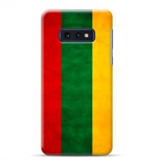 """Samsung Galaxy S10e TPU dėklas unikaliu dizainu 1.0 mm """"u-case Airskin Lietuva design"""""""