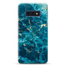 """Samsung Galaxy S10e TPU dėklas unikaliu dizainu 1.0 mm """"u-case Airskin Marble 2 design"""""""
