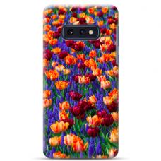 """Samsung Galaxy S10e TPU dėklas unikaliu dizainu 1.0 mm """"u-case Airskin Nature 2 design"""""""