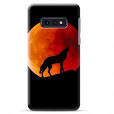"""Samsung Galaxy S10e TPU dėklas unikaliu dizainu 1.0 mm """"u-case Airskin Nature 3 design"""""""