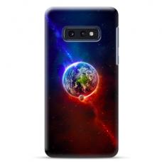 """Samsung Galaxy S10e TPU dėklas unikaliu dizainu 1.0 mm """"u-case Airskin Nature 4 design"""""""