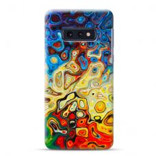 """Samsung Galaxy S10e TPU dėklas unikaliu dizainu 1.0 mm """"u-case Airskin Pattern 1 design"""""""