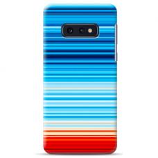 """Samsung Galaxy S10e TPU dėklas unikaliu dizainu 1.0 mm """"u-case Airskin Pattern 2 design"""""""