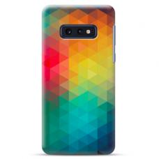 """Samsung Galaxy S10e TPU dėklas unikaliu dizainu 1.0 mm """"u-case Airskin Pattern 3 design"""""""