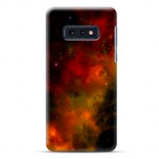 """Samsung Galaxy S10e TPU dėklas unikaliu dizainu 1.0 mm """"u-case Airskin Space 1 design"""""""