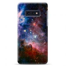"""Samsung Galaxy S10e TPU dėklas unikaliu dizainu 1.0 mm """"u-case Airskin Space 2 design"""""""