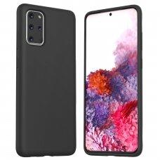 Samsung galaxy s20 plus Araree Typo Skin dėklas silikonas juodas