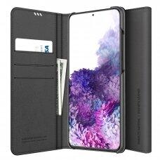 Samsung galaxy s20 dėklas Araree Mustang Diary juodas