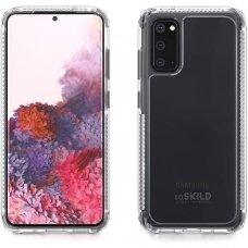 Samsung galaxy s20 dėklas SoSkild Defend skaidrus