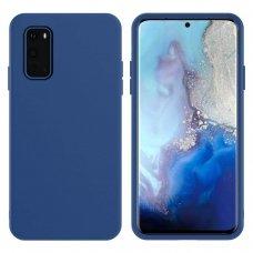 samsung galaxy s20 plus dėklas X-LEVEL/PIPILU DINAMIC mėlynas