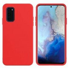 Samsung Galaxy A03s dėklas X-LEVEL/PIPILU DINAMIC raudonas