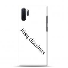 Samsung galaxy Note 10 Plus TPU dėklas nugarėlė su jūsų dizainu. Dėklas gaminamas su jūsų pateikta nuotrauka
