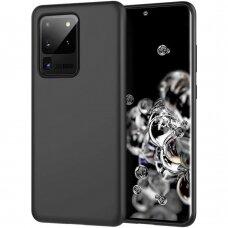 Samsung galaxy s20 ultra Araree Typo Skin dėklas silikonas juodas