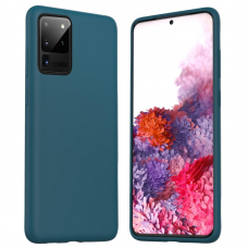 Samsung galaxy S20 Ultra Araree Typo Skin dėklas silikonas mėlynas