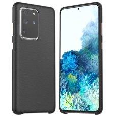 Samsung galaxy s20 plus dėklas Araree Pellis juodas