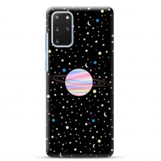 "Samsung Galaxy S20 plus TPU dėklas unikaliu dizainu 1.0 mm ""u-case Airskin Planet design"""
