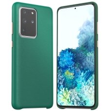 Samsung galaxy s20 plus dėklas Araree Pellis žalias