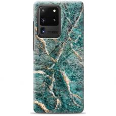 """Samsung Galaxy S20 ultra TPU DĖKLAS UNIKALIU DIZAINU 1.0 MM 1.0 mm """"u-case airskin Marble 1 design"""""""