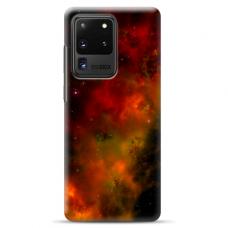 """Samsung Galaxy S20 ultra TPU DĖKLAS UNIKALIU DIZAINU 1.0 MM 1.0 mm """"u-case airskin Space 1 design"""""""