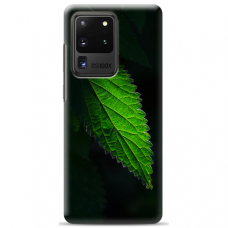 """Samsung Galaxy S20 ultra TPU dėklas unikaliu dizainu 1.0 mm """"u-case Airskin Nature 1 design"""""""