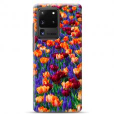 """Samsung Galaxy S20 ultra TPU dėklas unikaliu dizainu 1.0 mm """"u-case Airskin Nature 2 design"""""""