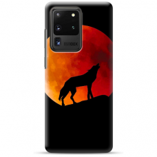"""Samsung Galaxy S20 ultra TPU dėklas unikaliu dizainu 1.0 mm """"u-case Airskin Nature 3 design"""""""