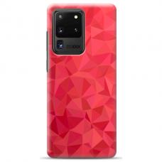 """Samsung Galaxy S20 ultra TPU dėklas unikaliu dizainu 1.0 mm """"u-case Airskin Pattern 6 design"""""""
